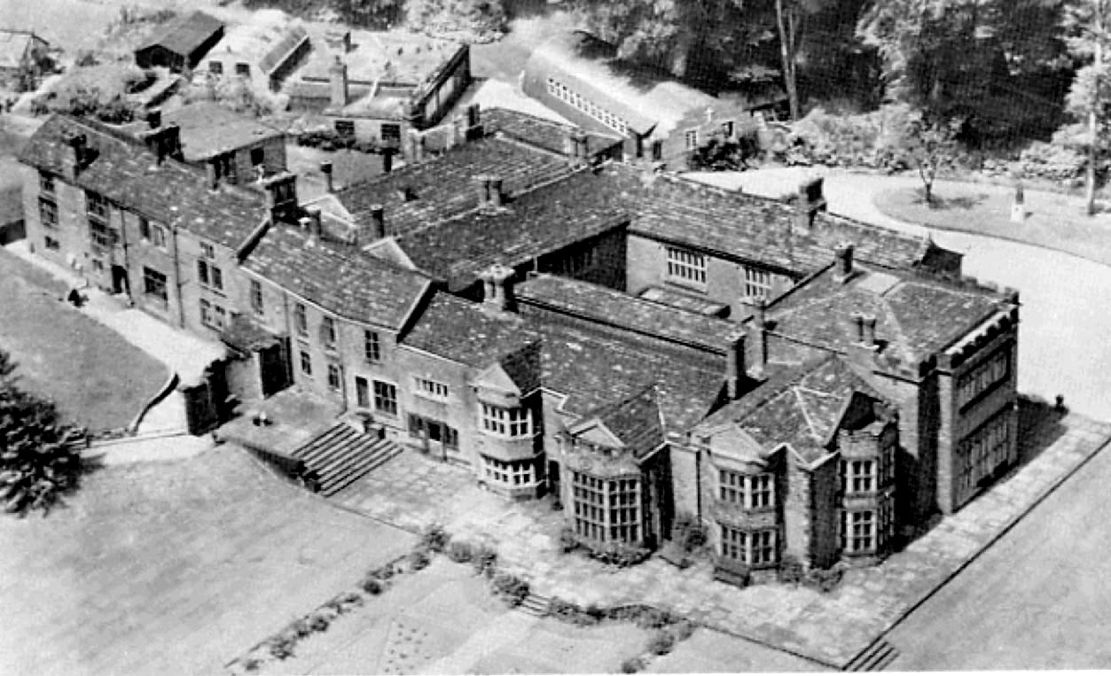 Volunteer and Join 'Friends of Hopwood Hall Estate': Hopwood Hall Rochdale