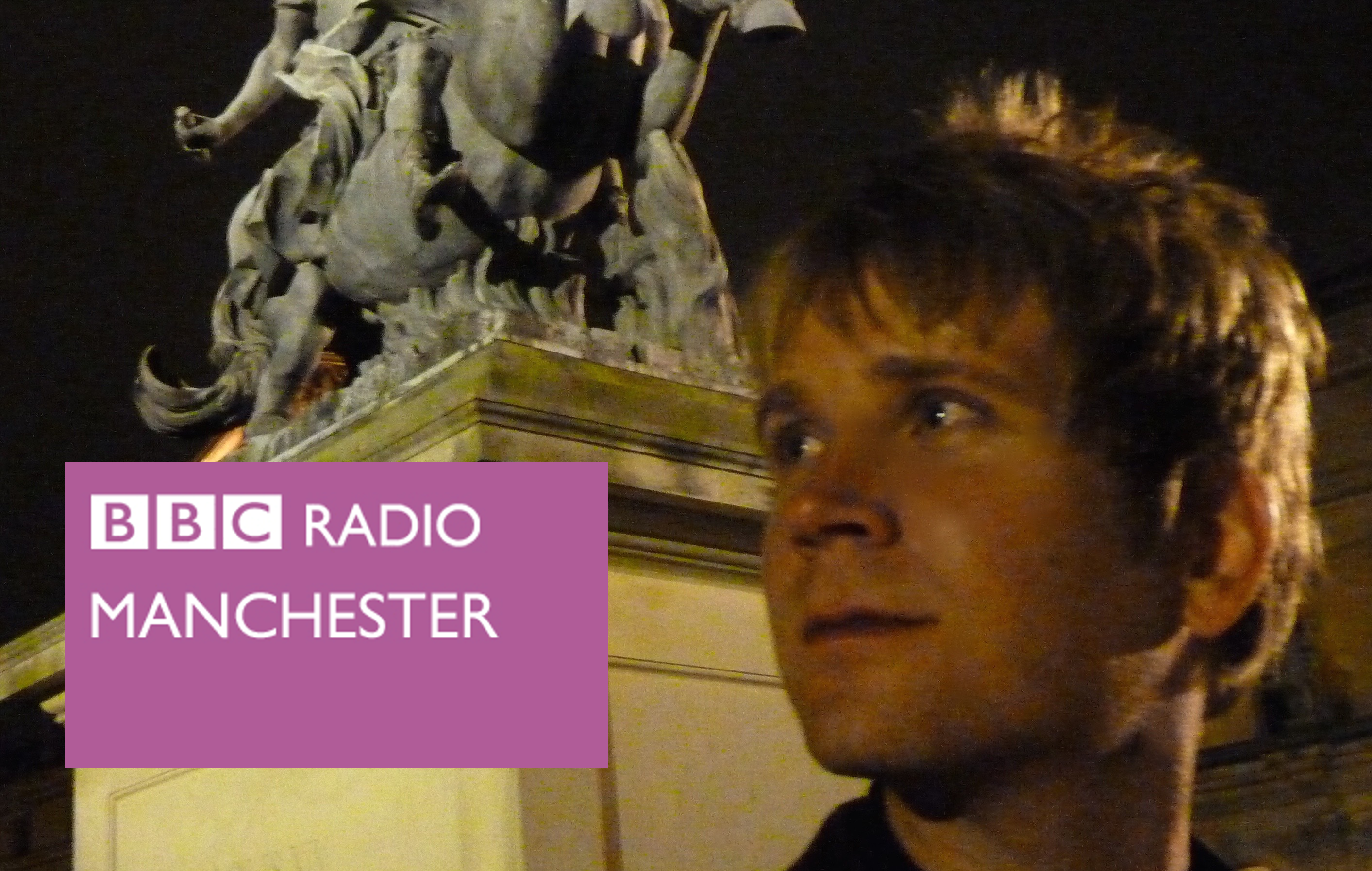 BBC Radio Manchester Interview at Hopwood Hall: By Factory, Digital Agency In Manchester
