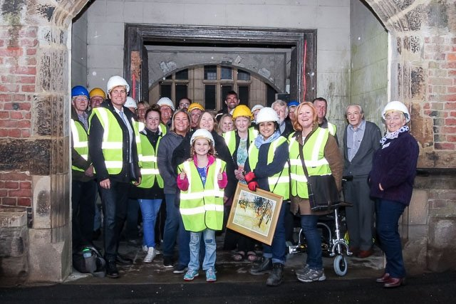Visitors & Volunteers Celebrate Heritage Open Days At Hopwood Hall: By Factory, Digital Agency In Manchester