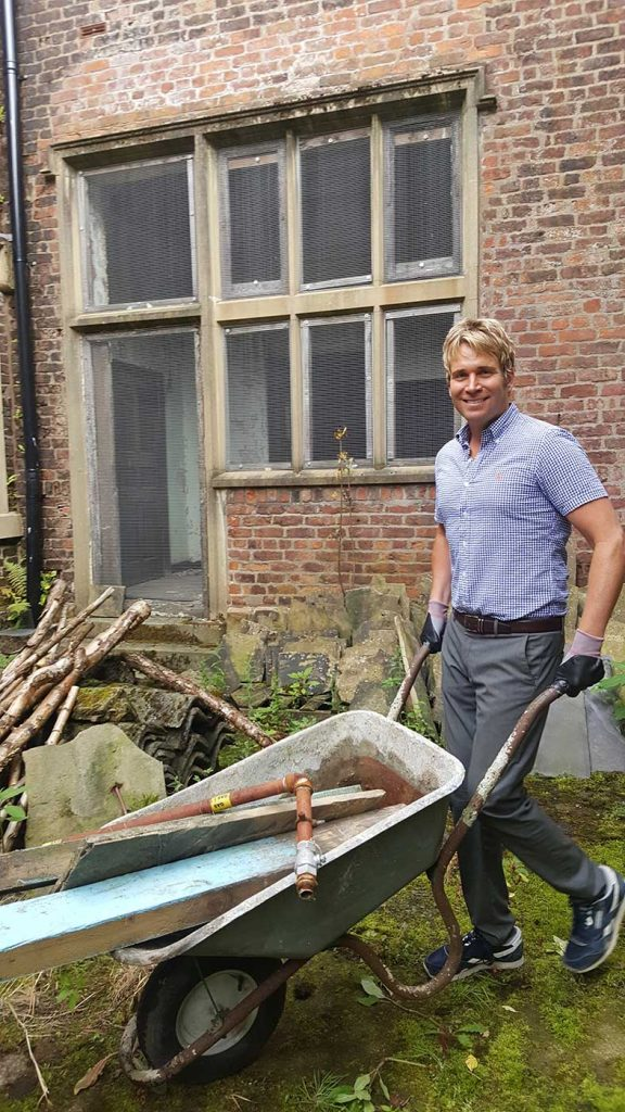 SPEAR'S MAGAZINE: Meet The Country House Entrepreneurs 1