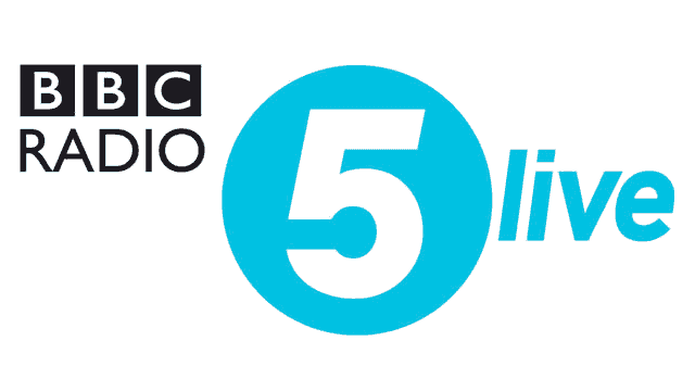 BBC RADIO 5 LIVE: Hopwood DePree on the Afternoon Edition with Nihal Arthanayake – 4th April 2018 1
