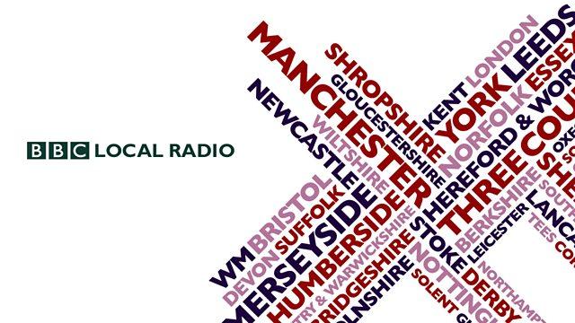 """BBC RADIO: Hopwood DePree on """"Georgey Tonight"""" – 4th April 2018 1"""