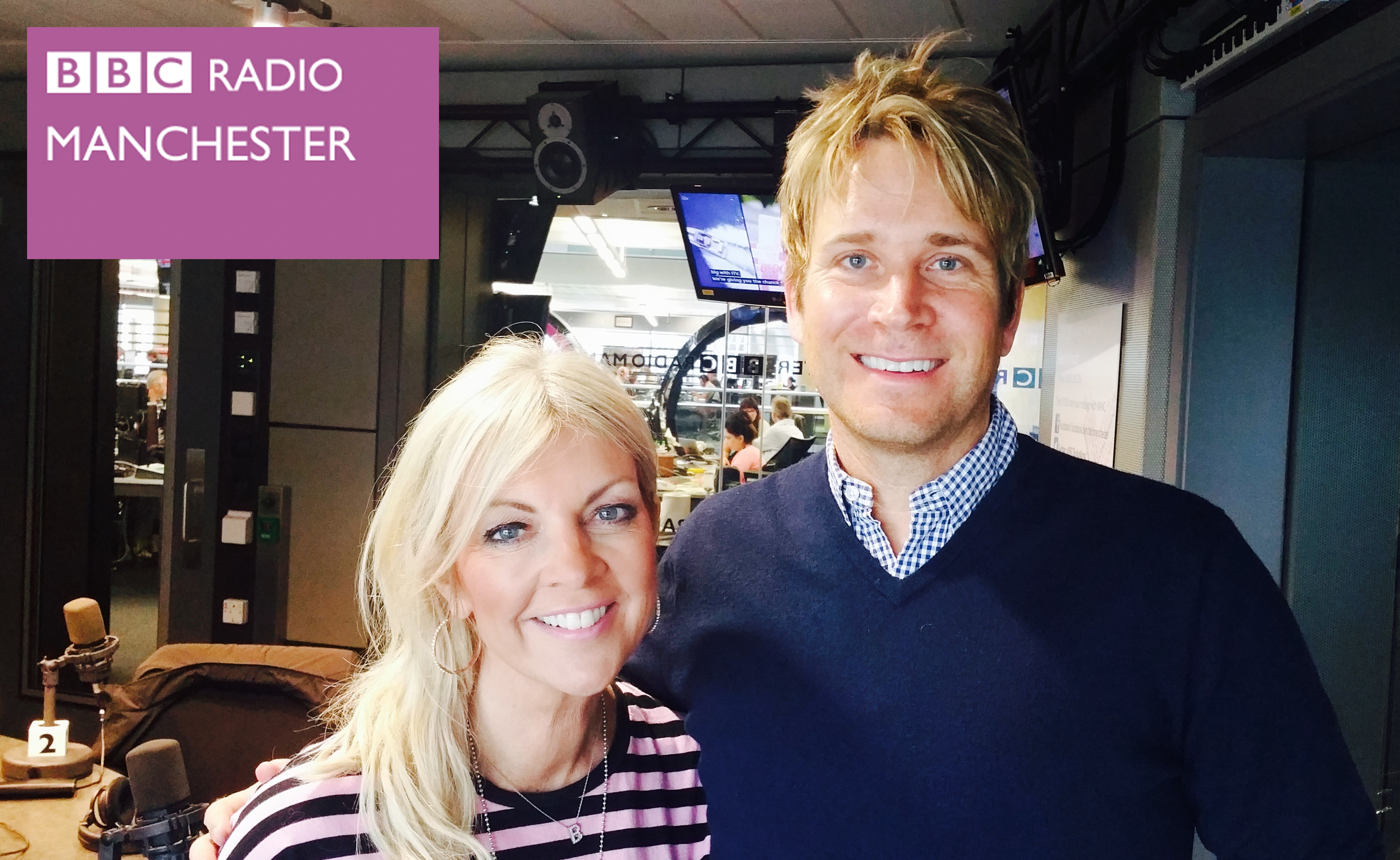 BBC RADIO MANCHESTER: Hopwood DePree on The Becky Want Show – 31st May 2018: By Factory, Digital Agency In Manchester