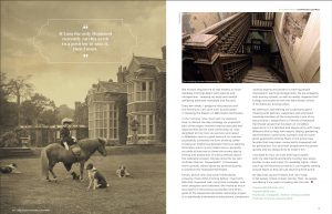 HISTORIC HOUSES MAGAZINE - At Home With Hopwood 2
