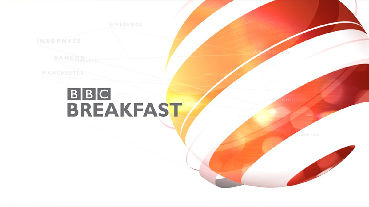BBC Breakfast Show – Discussing Ancestry Article about Hopwood Hall Estate: Hopwood Hall Rochdale