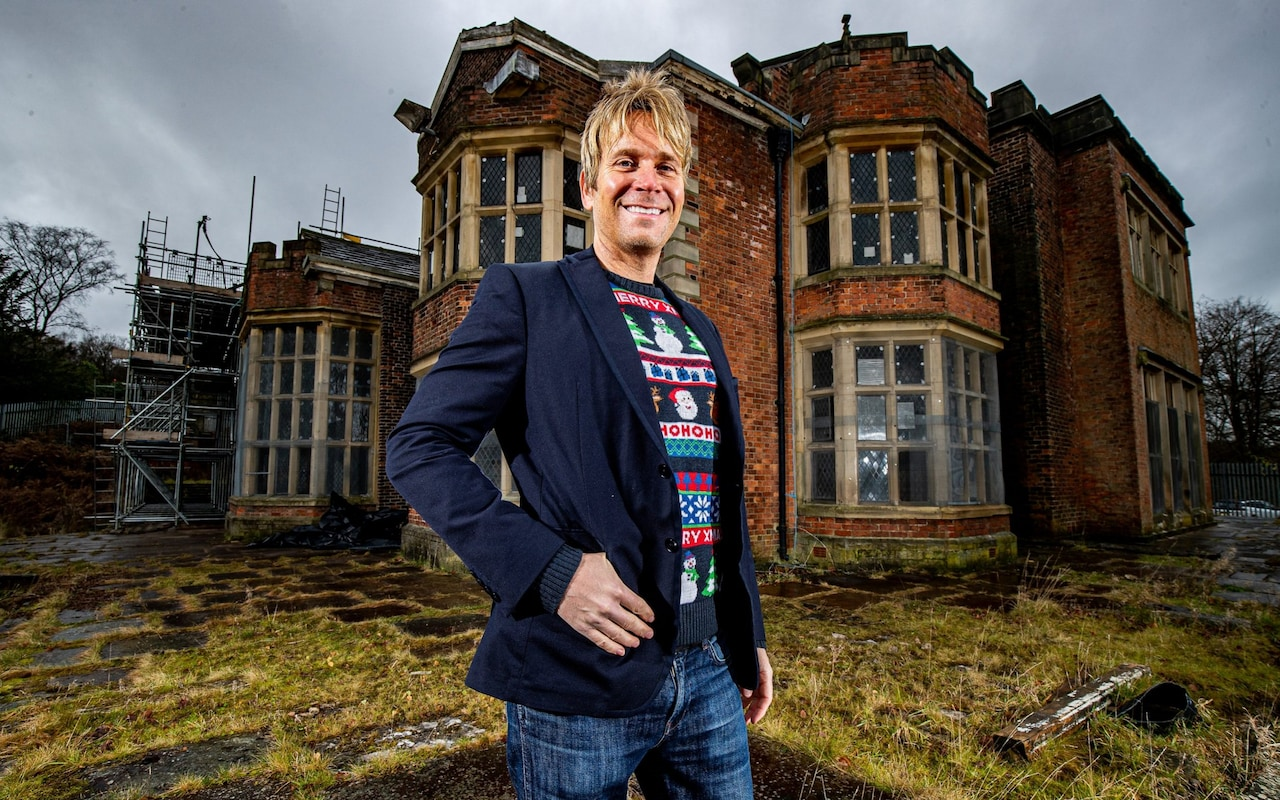 The Telegraph: Hopwood DePree, Film producer, now living in Rochdale  'I am restoring my family's stately home': Hopwood Hall Rochdale