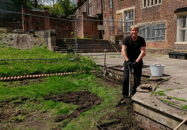ROCHDALE ONLINE: Largest Grant Yet Awarded To Hopwood Hall Estate: Hopwood Hall Rochdale